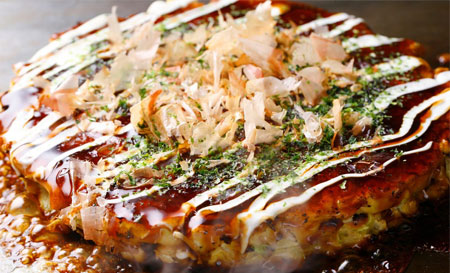 【Okonomiyaki Lecture and Tasting】 in New York