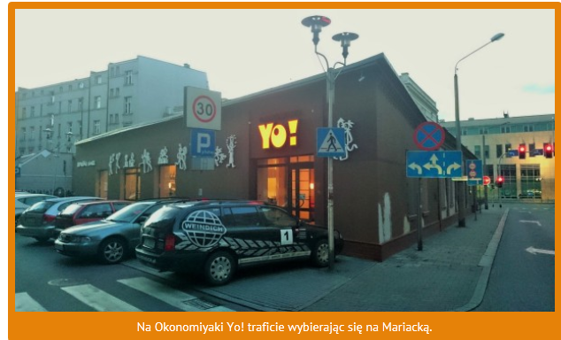 A New Okonomiyaki Restaurant Opened in Poland