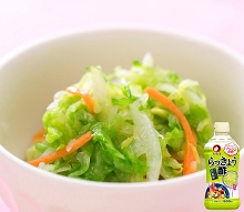 Cabbage and Onion Coleslaw
